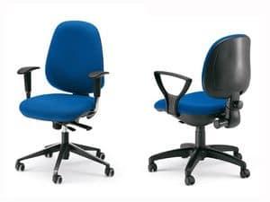 Dublino, Operativen ergonomischen Stuhl, Innensperrholzschale