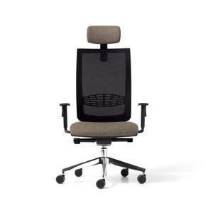 Goal mesh, Stuhl mit Netzrücken für Büro, in verschiedenen Farben