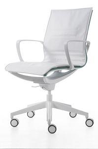 Key Line Plus, Bürostuhl mit abnehmbarer Polsterung