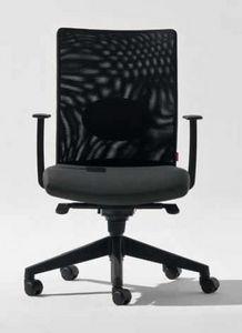 Lora-RE, Bürostuhl mit Netzrücken