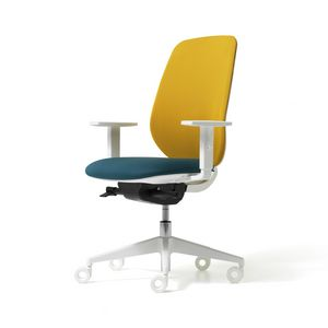 Skin, Arbeitsstuhl mit elegantem Design