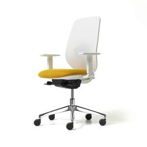 Skin Mesh, Bürostuhl mit Netzrückenlehne