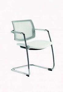11532 Q-easy, Stuhl für Bürobesucher