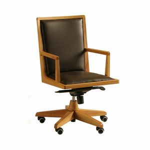 Boss 3888, Bürosessel aus Holz