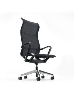 Evolution A, Mesh Bürostuhl mit hoher Rückenlehne