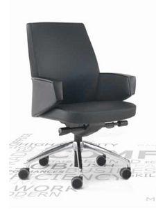 Grey-D, Drehbarer Bürosessel