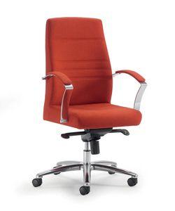 UF 603 / B, Chefsessel mit niedrigen Rückenlehne ideal für moderne Büro