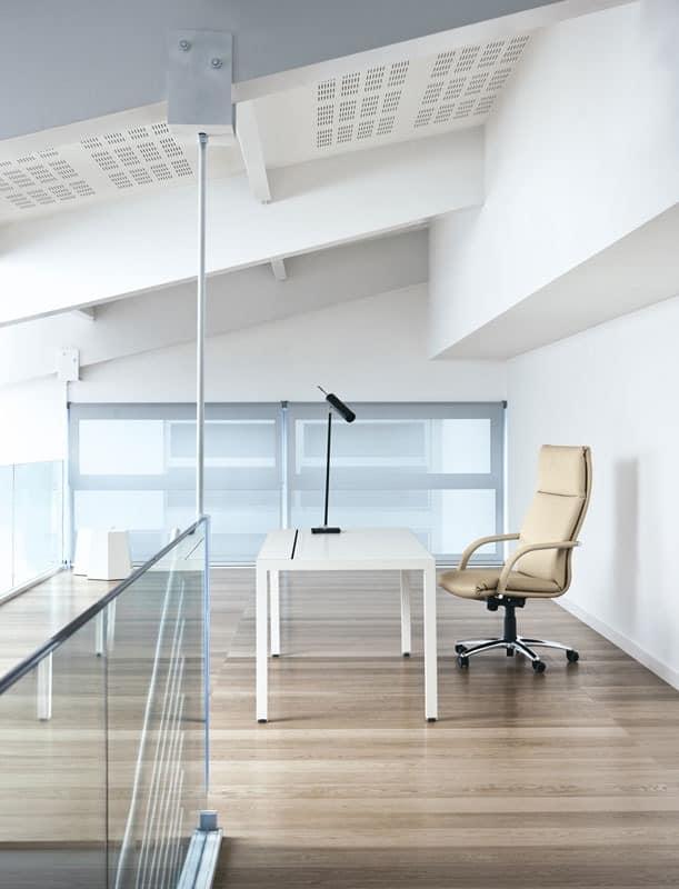 Klassic, Executive-Bürostuhl, höhenverstellbar
