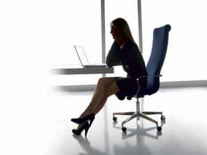 Liz Präsidentschaftswahlen, Führungs Stuhl mit hoher Rückenlehne, für den Empfang