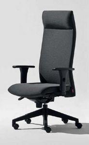 Lora-P, Bürosessel mit Kopfstütze
