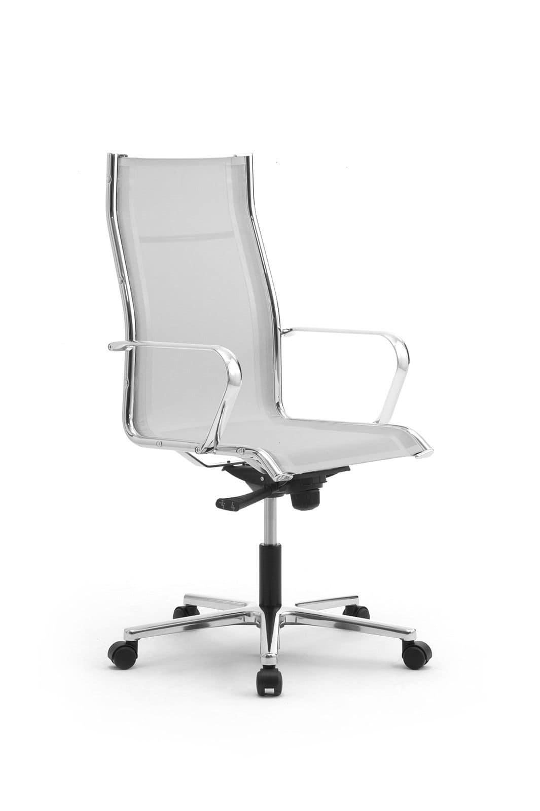 Origami RE high executive 70211, Bürostuhl mit Sitz und Rückenlehne aus Mesh