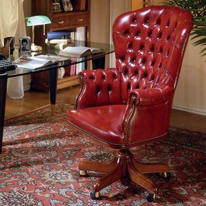 CLINTON, Getufteter Sessel für das Präsidentenamt