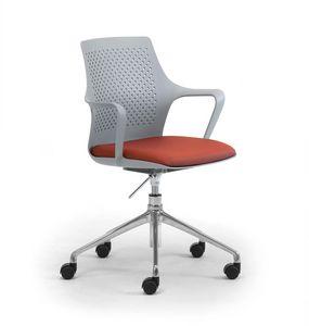 Ipa 5 spokes, Bürostuhl auf Rollen