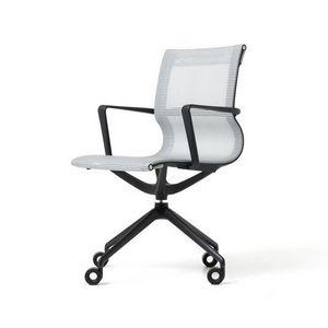 Liberty 4 razze, Bürostuhl mit Sitz und Rückenlehne aus Mesh