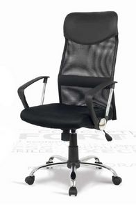 Masha, Bürostuhl mit Netzrücken