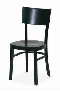 Arezzo, Stuhl in gebogenem Holz