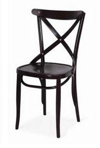 Croce, Stuhl mit Kreuzrückenlehne