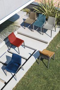 HOUSTON SE621, Stuhl mit zweifarbiger Polsterung