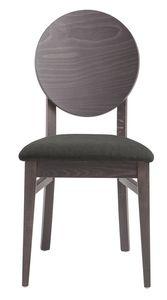 SE 49/W, Stuhl mit Medaillon Rückenlehne