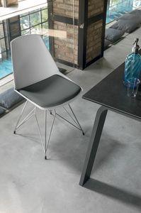 VALENCIA SE193, Stuhl mit weich gepolstertem Sitz
