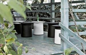 Degree Outdoor, Multifunktionstisch und Container für Outdoor