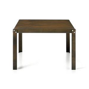 TA51, Stahltisch, auch für draußen