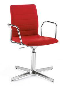 Q2 IM, Drehbarer und höhenverstellbarer Stuhl