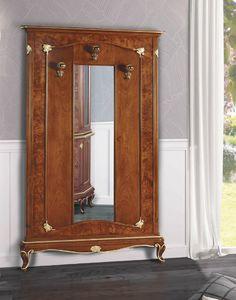 Art. 3060, Kleiderbügelplatte mit Spiegel