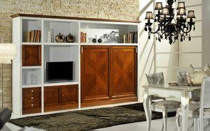 Acqua Marina, Wohnzimmermöbel Zusammensetzung