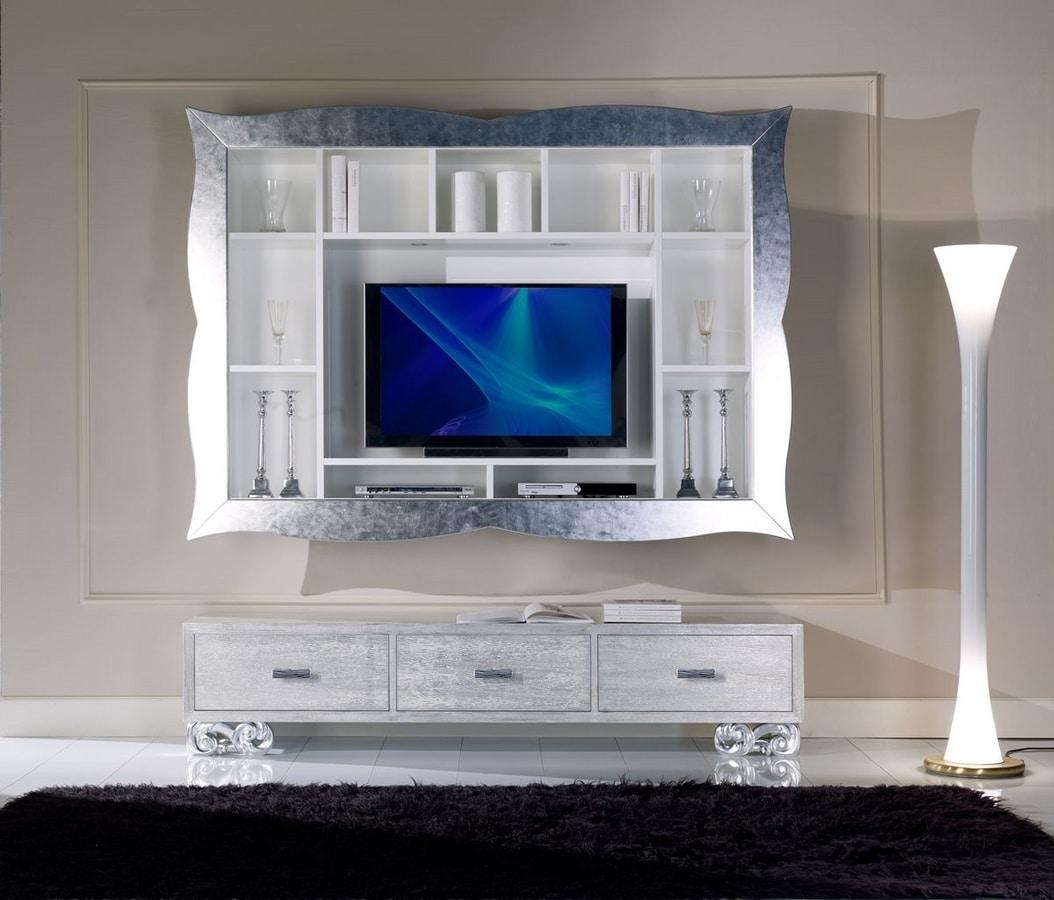 Allegra Living, TV-Möbel für Wohnzimmer