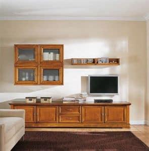 Art.118, Wohnzimmermöbel aus Massivholz, klassischen Stil