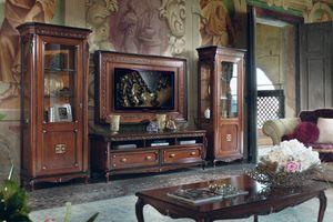 Cortina, Wohnzimmermöbel im klassischen Stil