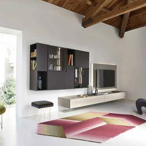 Lampo L5C39, Moderne Möbel für das Wohnzimmer