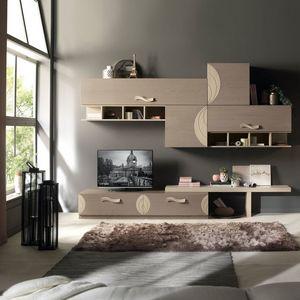 Luna LUNA5060, Wohnzimmermöbel mit raffinierten Details