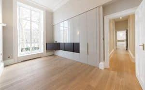 Luxus Tag/Nacht AS design, Modular Schrank für Wohn- oder Schlafbereich