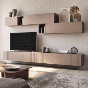 Nova NOVACOMPO1, Wohnzimmermöbel aus echtem Holz