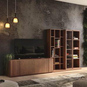 Nova NOVACOMPO5, Modulare Möbel für das Wohnzimmer
