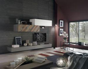 Spazio Contemporaneo SPAZ11, Möbel für modernes Wohnzimmer