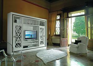 Vienna, Wohnzimmermöbel mit TV-Ständer