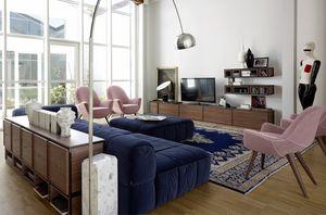 Wallis W001G, Modulare Möbel für Wohnzimmer