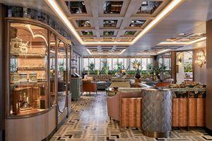 Lounge Bar, Maßgefertigte Möbel für die Loungebar