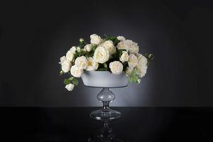 Camilla Roses, Zusammensetzung der weißen Rosen