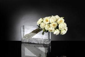 Eternity Mazzo Giulia, Zusammensetzung der künstlichen Blumen