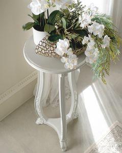 Giulietta Art. 3616 - 3416, Weiß lackierter Vasenhalter