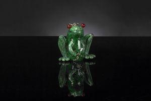 Prince Frog, Dekorativer Glasfrosch