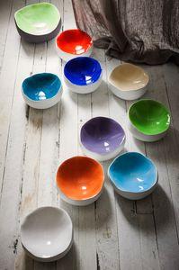 Rainbow, Dekorative Keramikschalen