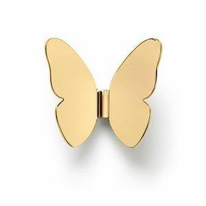 Single Butterfly, Dekorativer Stahlschmetterling