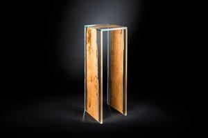 Venezia column, Glas- und Briccola-Säule