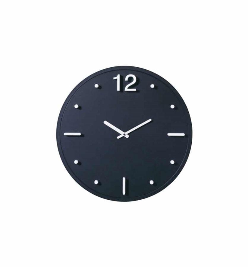 Oredodici, Clock in Polymerlack mit Aluminium-Händen