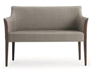 Cleo-D, Gepolstertes Zweisitzer-Sofa